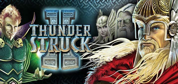 Thunderstruck 2 at the casino