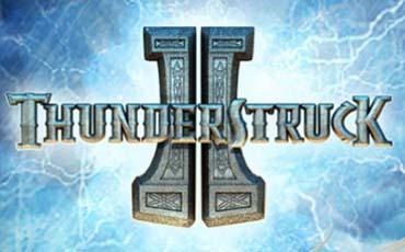 Thunderstruck 2 machine logo